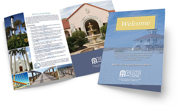 Boca Grande Welcome Kit image