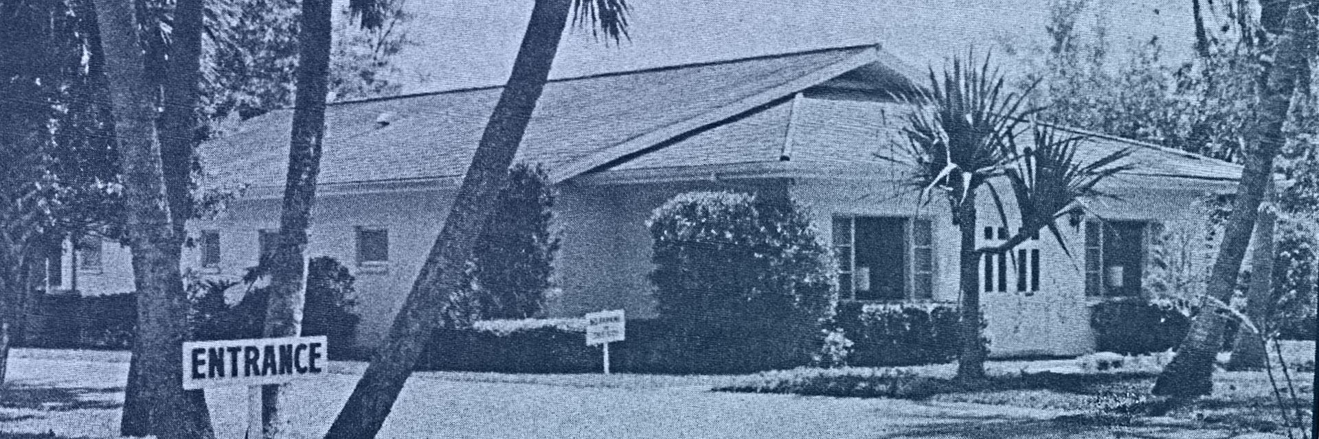Bca Grande Health Clinic circa 1964