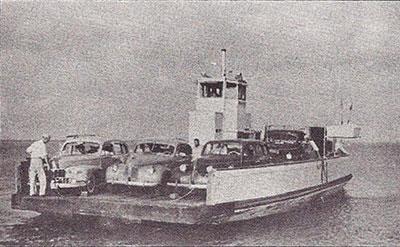 Boca Grande Ferry