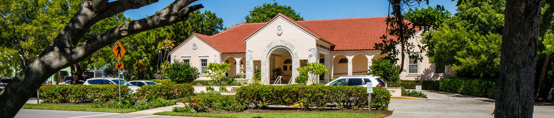 Boca Grande Health Clinic Building Frontal View