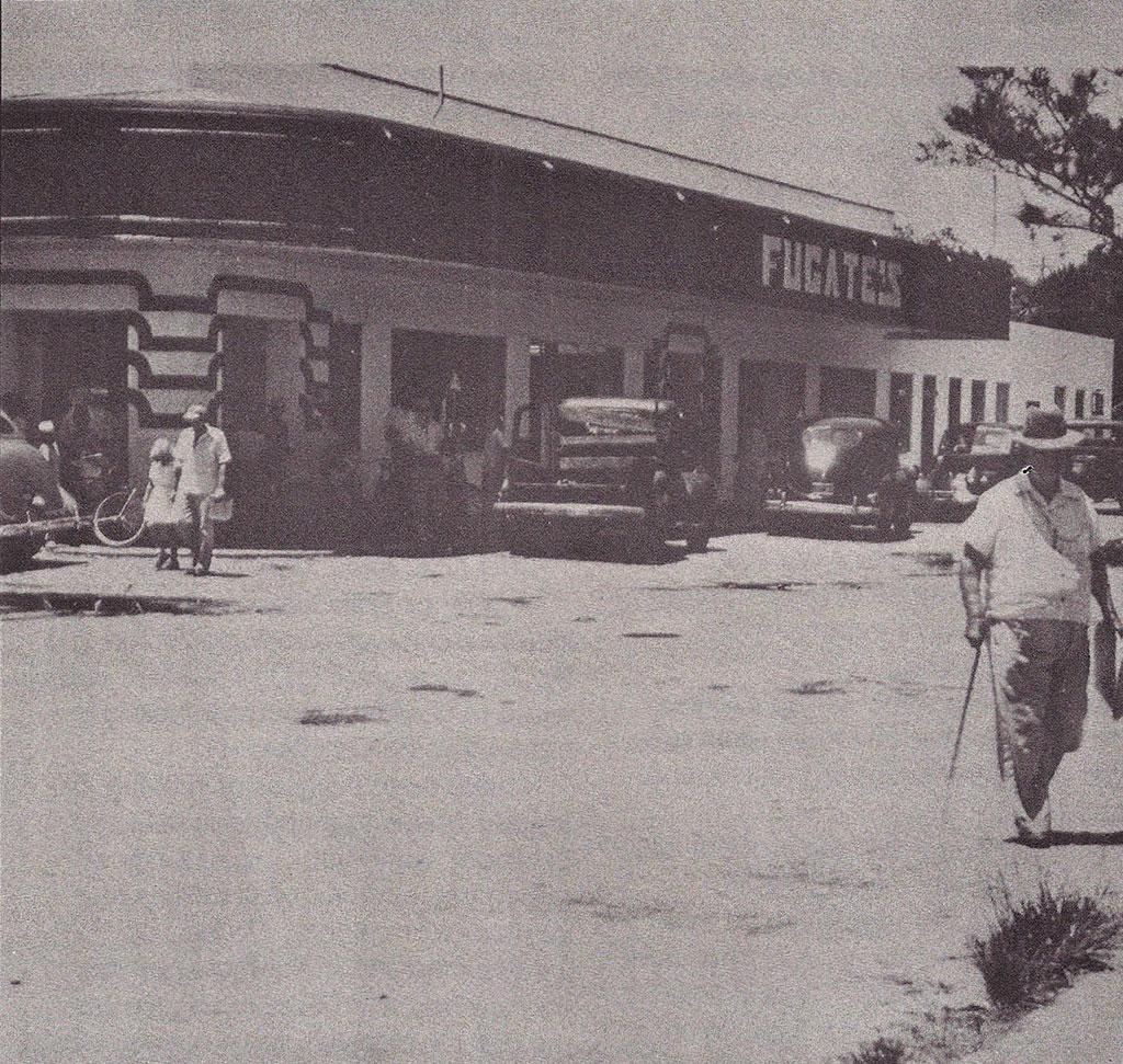 Fugate building circa 1949