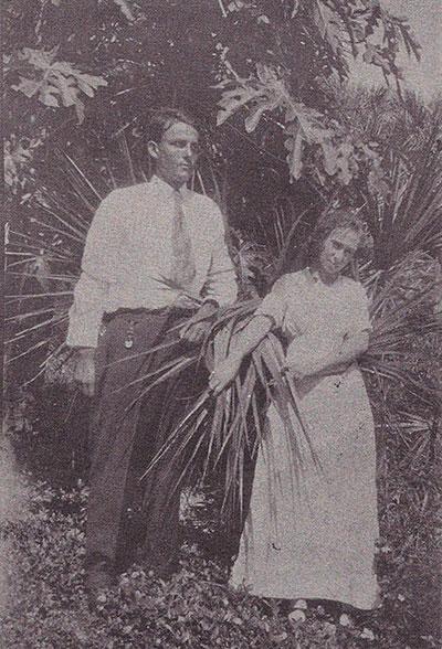 Jefferson and Clara Gaines