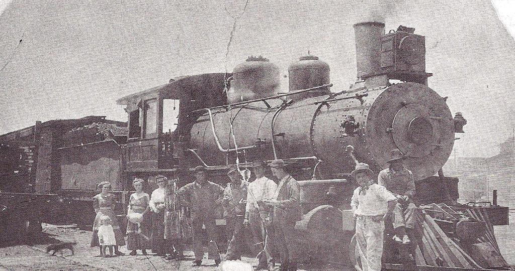 Seaboard Railroad 1912